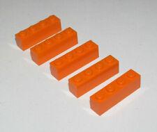 Lego ® Construction Lot x5 Briques 1x4 Bricks Choose Color ref 3010