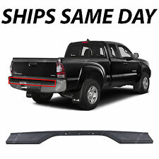 NEW Textured - Rear Bumper Molding Step Pad Cover For 2005-2015 Toyota Tacoma