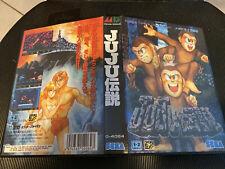 Toki SEGA Mega Drive JAP Version - Custom Game - Grade AAA+++