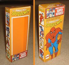 "MEGO 8"" SPIDERMAN BOX ONLY"