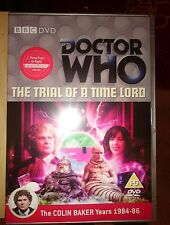 Doctor Who - Mindwarp (The Trial of a Time Lord) Episodes 5 - 8