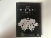 THE MOTHMAN PROPHECIES DVD RICHARD GERE LAURA LINNEY