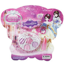 1Set Princess Pretty Shell Kids Girl Makeup Toy Cosmetics Eyeshadow Gift Pop CA
