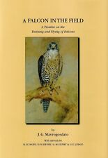 MAVROGORDATO JACK FALCONRY & HAWKING BOOK V2 A FALCON IN THE FIELD hardback NEW