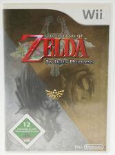 Legend of Zelda Twilight Princess - komplett in OVP Nintendo Wii - gebraucht