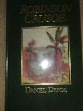 Robinson Crusoe. The Great Writers Library,Daniel Defoe