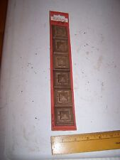 1970 Original Furniture Decorative TRIM Molding Parts Pieces - Corner - #28