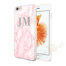 Personalised Marble Phone Case Cover For Apple Samsung Huawei 027-1