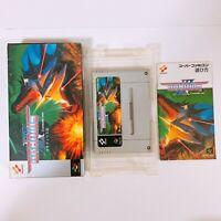 Gradius III 3 Nintendo Super Famicom SFC SNES Japan Game