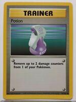 Potion 94/102 - NM / M - Base Set Pokemon Card - $1 Combined Shipping