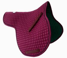 Pri Contoured A/P Pad (great for summer) Maroon (all purpose, close contact)