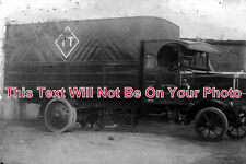ES 115 - The Tonnage Transport Co, Ilford, Essex - 6x4 Photo