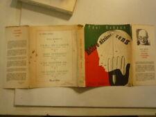 PAUL REBOUC NOTRE SIXIEME SENS EDITIONS RAOUL SOLAR AVEC PENDULE 1953
