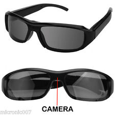 FULL HD 1080p SPY VIDEO 5MP CAMERA SUNGLASSES DVR RECORDER & AUTO PHOTO SHOOT