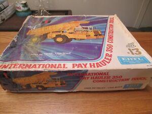 Ertl International Pay Hauler 350 Construction Truck kit