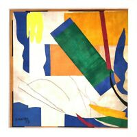 MoMA New York Henri Matisse Memory of Oceania Matted Archival Quality Print