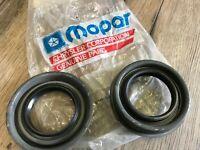1985-2002 DODGE TRUCK NOS MOPAR REAR AXLE SEAL SET 2931875