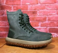 UNDER ARMOUR UAS RLT SUEDE FAT TIRE BOOTS GREEN MICHELIN 1307158-625 MENS SIZE 9