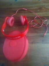 Beats by Dre Solo HD all Red Ltd Edition