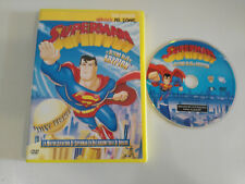 SUPERMAN EL ULTIMO HIJO DE KRYPTON DVD SERIE TV DIBUJOS ANIMADOS 59 MIN