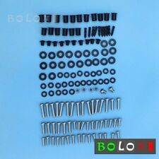 For Kawasaki ZX-10R 2004-2005 Fairing Bolt Kit  Screws Bolts Stainless Fasteners