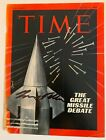 Edward Teller signed Time cover March 14 1969 atomic bomb