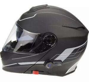 VIPER RS-V171 BLUETOOTH FLIP FRONT MOTORBIKE MOTORCYCLE HELMET XL