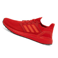ADIDAS MENS Shoes Ultra Boost 20 - Scarlet & Red - EG0700