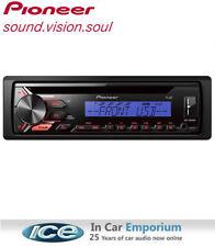 Pioneer DEH-S100UB car stereo,  CD USB in car AUX-in radio