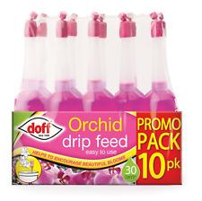 Doff 10 Pack Orchid Drip Feeders Fertiliser