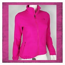 THE NORTH FACE WOMEN'S SIZE L FULL ZIP 300 FLEECE  PINK WINTER FALL  JACKET