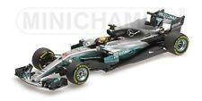 Mercedes W08 Eq Lewis Hamilton Winner Gp China World Champion 2017 1:18 Model
