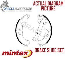 NEW MINTEX REAR BRAKE SHOE SET BRAKING SHOES GENUINE OE QUALITY MFR592