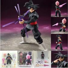 S.H.Figuarts Dragonball Dragon Ball Z Super Gokou Black Action Figure New In Box