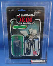 Star Wars ROTJ Lili Ledy Zuckuss MOC AFA 70 50 Back Mexican Release RARE