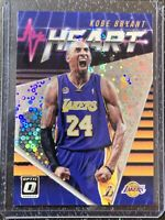 2018-19 Panini Donruss Optic All Heart Fast Break Holo Kobe Bryant #19 Prizm