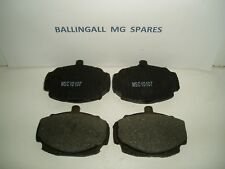 182-227 MG MGB GT FRONT DISC PAD SET OF 4 PADS