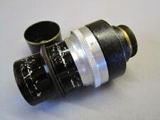 DALLMEYER SPEED 100MM C-MOUNT LENS for BOLEX MOVIE CAMERA BMPCC MICRO 4/3