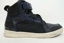 G Star Raw Originals Yard Bullion High Top Sneaker Shoe Men Size 9