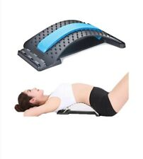 Back stretch fitness massager yoga muscle stretching home workout relax spine