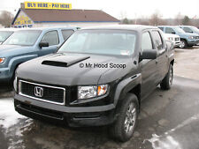 2006-2014 Hood Scoop for Honda Ridgeline By MRHoodScoop UNPAINTED HS003