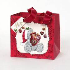 Me to You Small Christmas Gift Bag Just For You Giftwrap - Tatty Teddy Bear