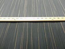 "Macassar Ebony composite wood veneer 24"" x 96"" on paper backer 1/40"" thick (616)"