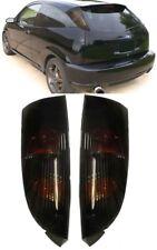 Klarglas Rückleuchten smoke schwarz für Ford Focus 98-04
