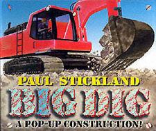 Big Dig pop-up: A Pop-up Construction, Paul Stickland, Good Book