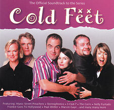 COLD FEET / THE OFFICIAL SOUNDTRACK TO THE TV SERIES/VARIOUS ARTISTS-2 CD SET