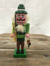 Nutcracker Hunter With Duck Hunter Christmas Holiday Collectible Decor Cabin
