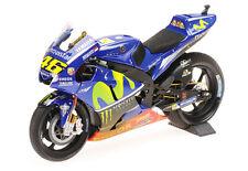 1:12 Minichamps Yamaha YZR-M1 2017 Malaysia MotoGP Rossi 122173346