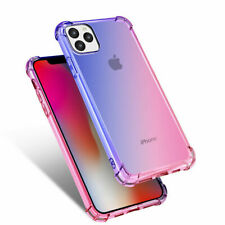 COVER CUSTODIA per iphone 12 / 12 PRO / 12 MINI  colorful soft transparent