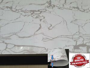 PVC Tischdecke, Tischfolie, Tischschutz Granit, Marmor Muster